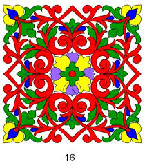 keren gambar hiasan dekoratif tumbuhan - bunga hias