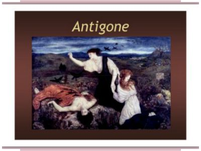 aristotle tragedy antigone