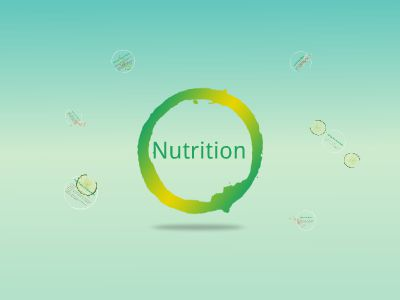 Free Nutrition Presentation Template - Nutrition Slideshow PPT