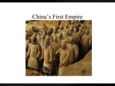 understanding the concept of barbarian and the qin and han empires of china