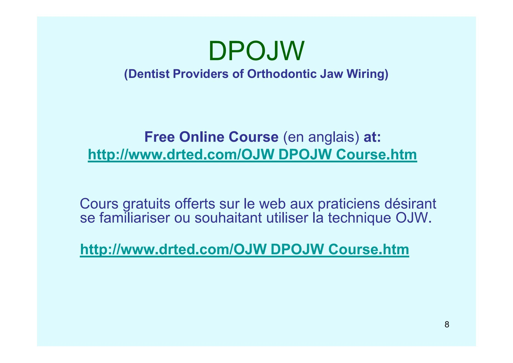 Pleasant Orthodontic Jaw Wiring The Dental Professions Role In The Focusky Wiring Digital Resources Cettecompassionincorg