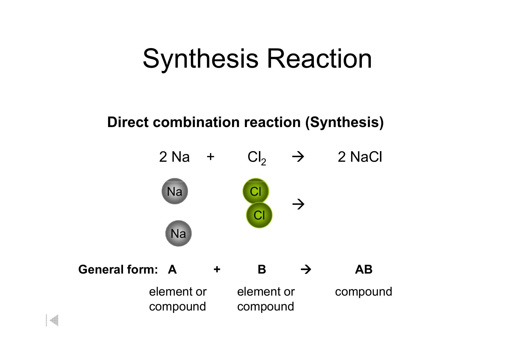 Decomposition reaction worksheet answers