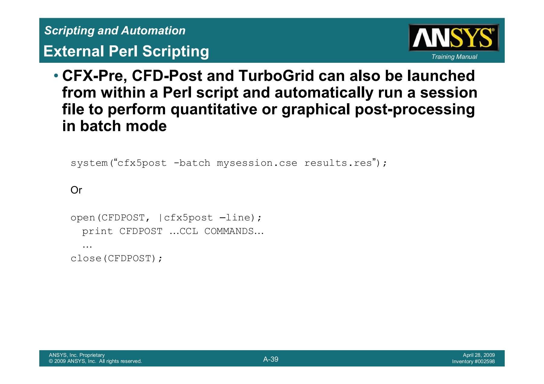 Appendix A Scripting and Automation - petrodanesh ir   Focusky