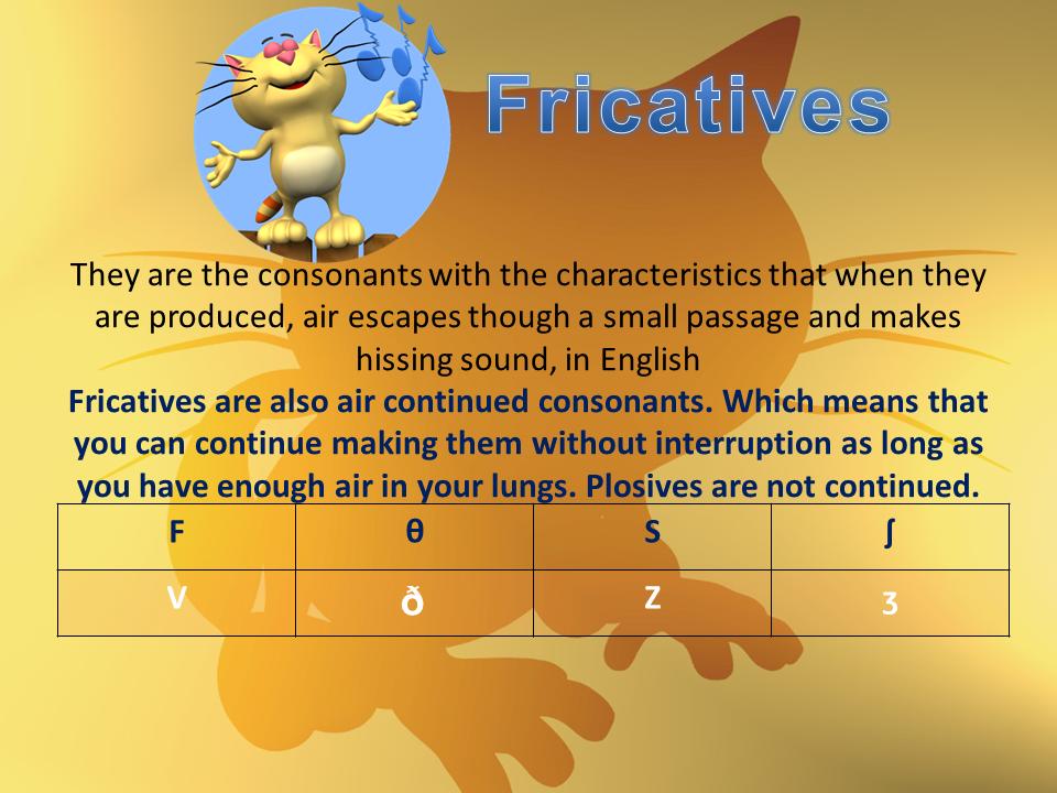 Better English Pronunciation | Focusky