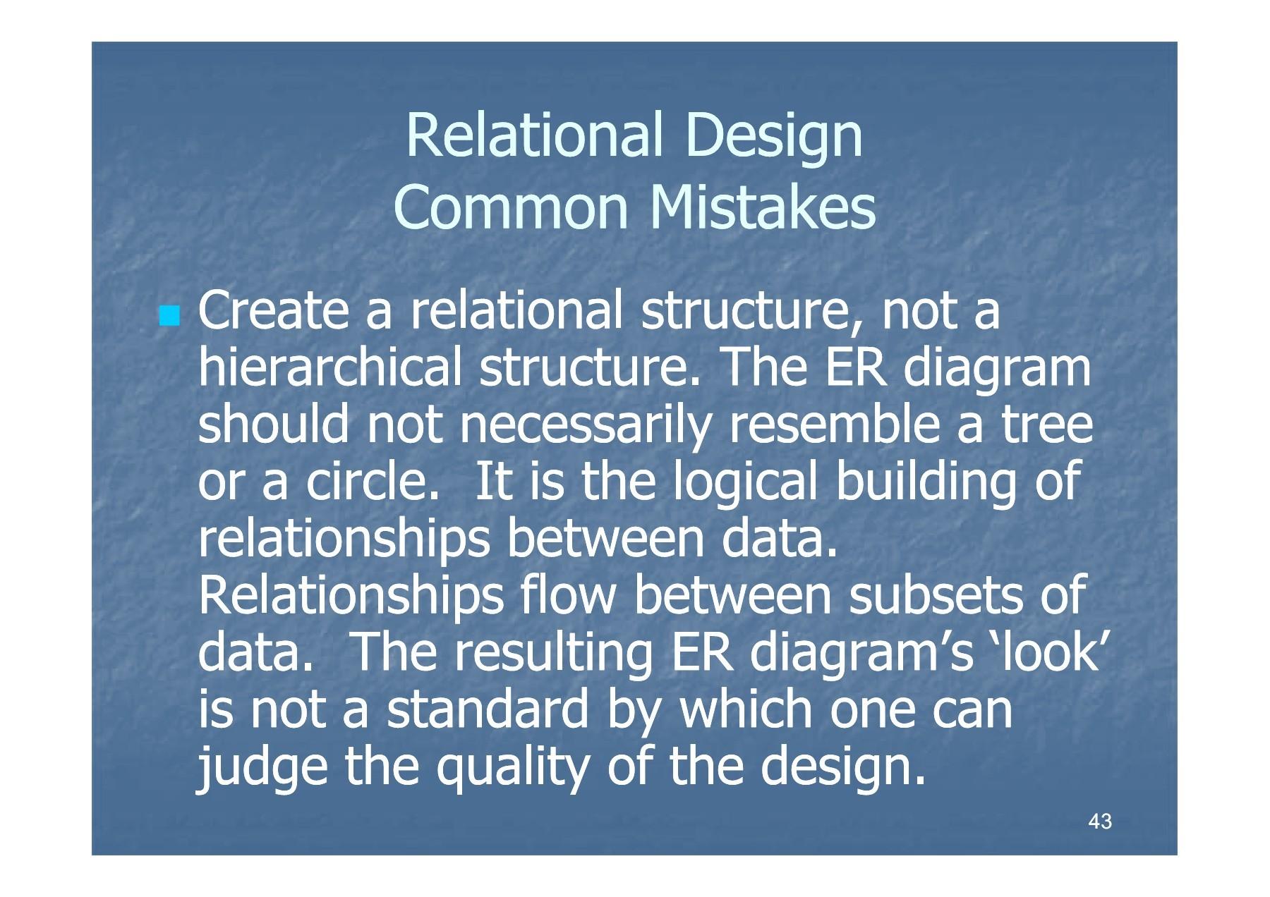 Fundamentals of Relational Database Design - Fermilab   Focusky
