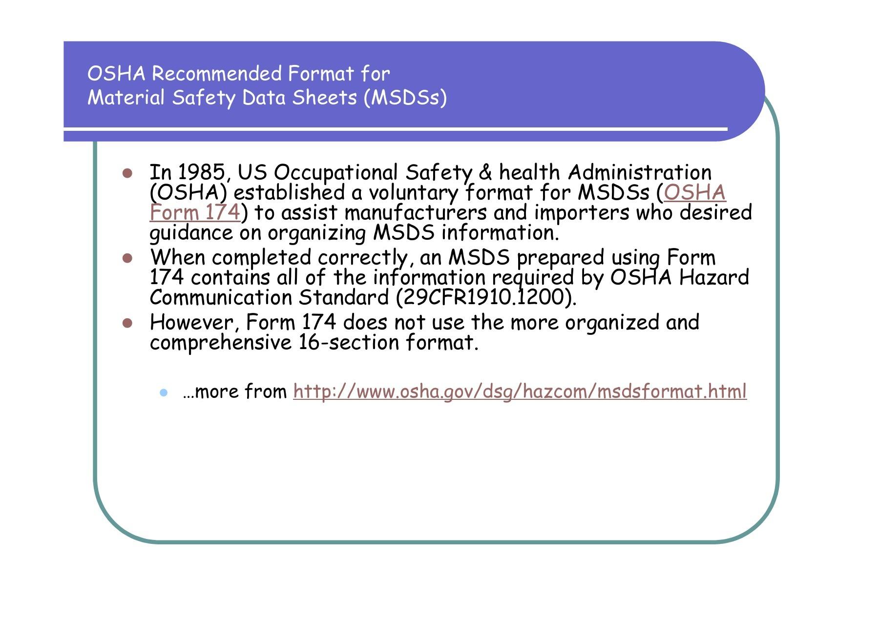 Hazard Communication Standard - cihtraining com | Focusky