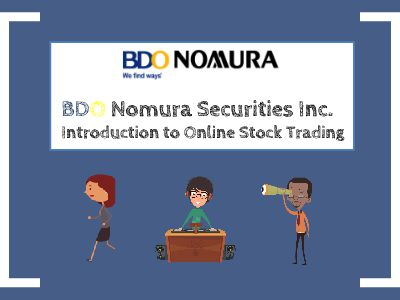 Introduction to online stock trading